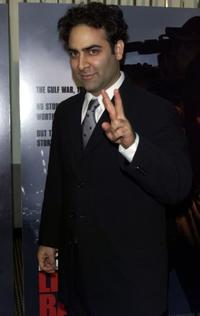 Jason Antoon at the New York screening of