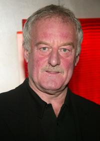 Bernard Hill at the 69th Annual New York Film Critics Circle Awards Dinner.