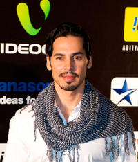 Dino Morea at the 2009 International Indian Film Academy Awards.