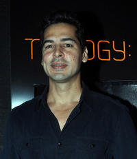 Dino Morea at the Chivas Studio Spotlight party in Mumbai.