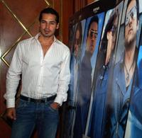Dino Morea at the promotion of
