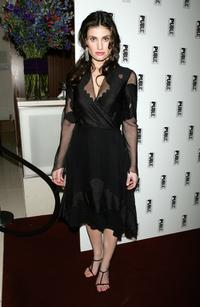 Idina Menzel at the Public Sings: A 50th Anniversary Celebration.