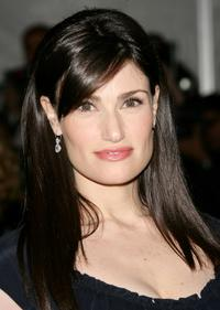 Idina Menzel at the Metropolitan Museum of Art Costume Institute Benefit Gala Poiret: King Of Fashion.