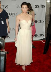 Idina Menzel at the 61st Annual Tony Awards.