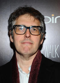 Ira Glass at the official cast after party of