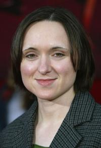 Sarah Vowell at the premiere of