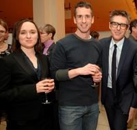 Sarah Vowell, Dan Savage and Ira Glass at the WNYC Radio Circle presents