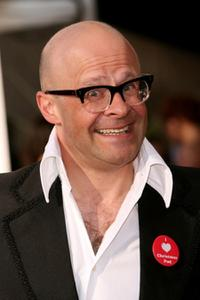 Harry Hill at the BAFTA Television Awards 2009.