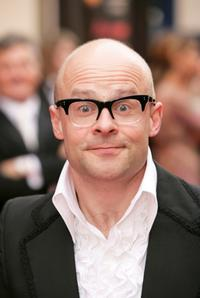 Harry Hill at the Pioneer British Academy Television Awards.