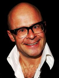 Harry Hill at the National Television Awards 2007.