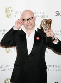Harry Hill at the British Academy Television Awards 2008.