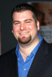 Dean DeBlois at the premiere of