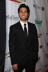Tyler Hoechlin at the 2nd Annual Thirst Project Gala in California.