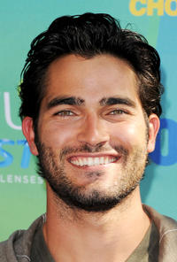 Tyler Hoechlin at the 2011 Teen Choice Awards in California.