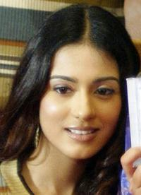 Amrita Rao at the release of a music compact disk of