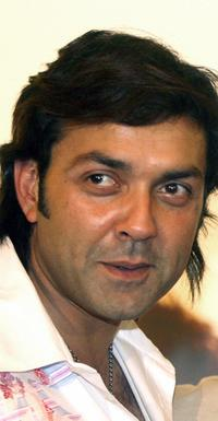 Bobby Deol at the promotional programme of