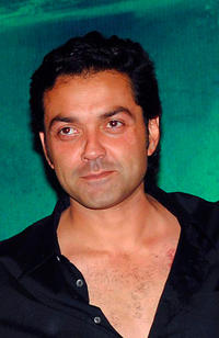 Bobby Deol at the release of the soundtrack for