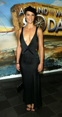 Cecile De France at the UK Premiere of