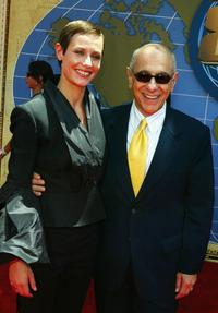 Cecile De France and Bill Badalato at the premiere of