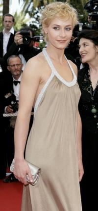 Cecile De France at the premiere of