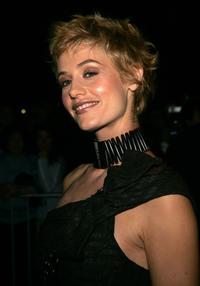 Cecile De France at the 58th International Film Festival.