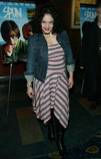 Elisa Bocanegra at the New York premiere of