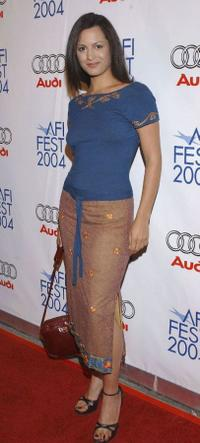Lucia Grillo at the US premiere of