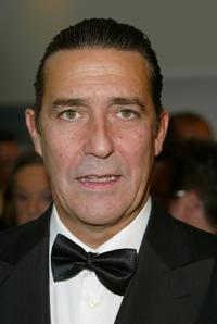 Ciaran Hinds at the gala premiere of