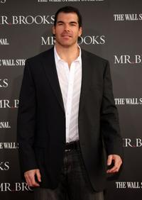Brandon Molale at the Los Angeles premiere of