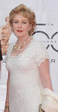 Patricia Hodge at the Closing Ceremony of the 2010 Monte Carlo Television Festival.