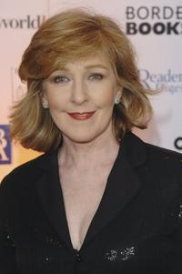 Patricia Hodge at the Annual British Book Awards.