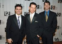 Daniel Reichard, Christian Hoff and J. Robert Spencer at the 21st Annual spring benefit concert.