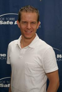 Christian Hoff at the 2008 Joe Torre Safe at Home Foundation Golf Classic at Trump National Golf Club.