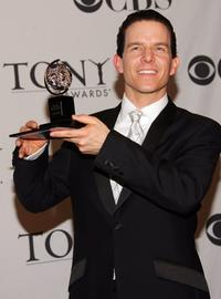 Christian Hoff at the 60th Annual Tony Awards.