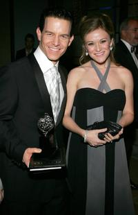 Christian Hoff and Guest at the 60th Annual Tony Awards.