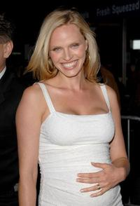 Rachel Roberts at the premiere of