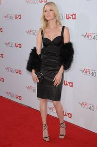 Rachel Roberts at the 35th AFI Life Achievement Award tribute to Al Pacino.