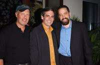 Stephen Eich, Randall Arney and Ian Barford at the after party of the premiere of