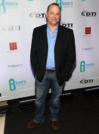 Adam Paul at the Brand In Entertainment Integration Auction.