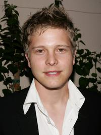 Matt Czuchry at the WB Network stars party.
