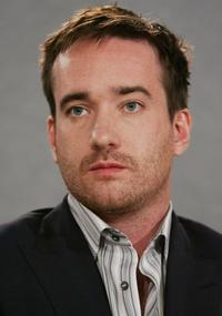 Matthew MacFadyen at the press conference of
