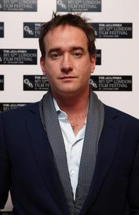 Matthew MacFadyen at the BFI 52'nd London Film Festival European premiere of