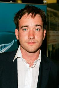 Matthew MacFadyen at the UK premiere of