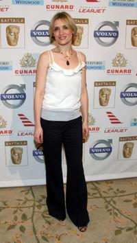 Anne-Marie Duff at the BAFTA/LA's 14th Annual Awards Season Tea party.