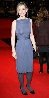 Anne-Marie Duff at the world premiere of