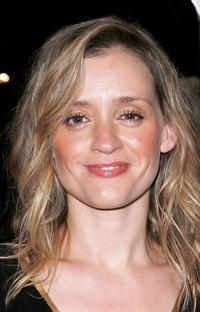 Anne-Marie Duff at the UK premiere of
