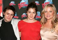 Kieran Culkin, Gaby Hoffmann and Jessica Capshaw at the after party of the opening night of