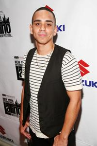 Ray Santiago at the New York International Latino Film Festival.