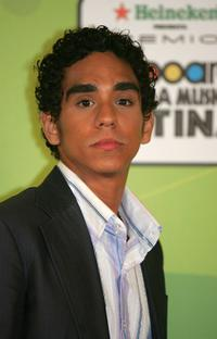 Ray Santiago at the 2005 Billboard Latin Music Awards.