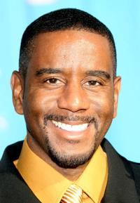 Reggie Gaskins at the 38th Annual NAACP Image Awards.